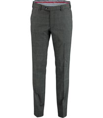 meyer pantalon wol rio antraciet 3242771690/08 - maat 56 - maat 56