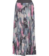 iw50 35 naomiiw skirt lange rok multi/patroon inwear