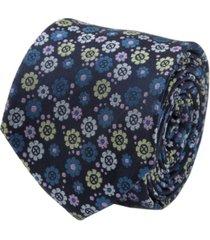 men's x-men floral tie