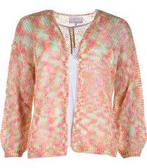 les tricots de lea vest gorica multicolour