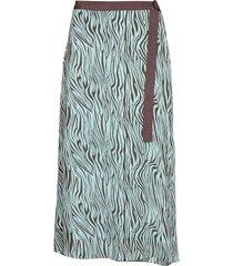 lr-felicity knälång kjol grön levete room