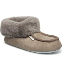 moa slippers tofflor beige shepherd