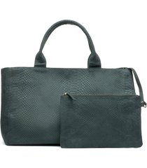 textured satchel bag, women's, cotton, n natori