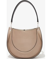 proenza schouler arch shoulder bag light taupe one size