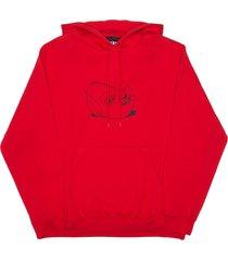 msgm dario argento hoodie