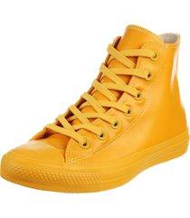 zapatilla amarilla converse chuck taylor all star rubber h