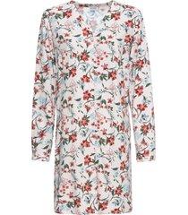 camicetta lunga a fiori (rosa) - bodyflirt