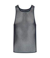 regata masculina underwear - preto