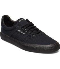 3mc låga sneakers svart adidas originals