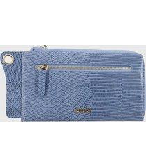 cartera casual max azul lilas carteras