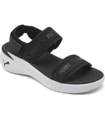 puma women's sportie sandals from finish line