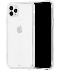 case-mate tough clear case for apple iphone 11 pro