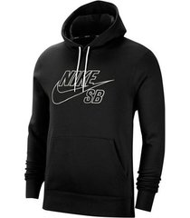 buzo nike sb pullover hoodie embroidery hombre