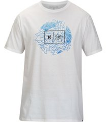 hurley men's sigzane wailehua t-shirt