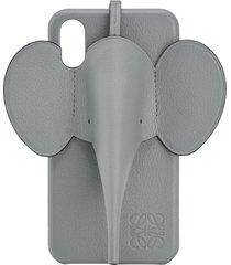 grey elephant iphone x xs case