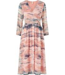 klänning yasglasgow 3/4 midi dress