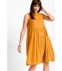 oversized jurk met strik