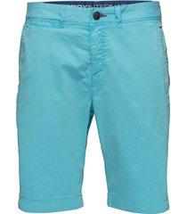 int'l hyper pop chino short shorts chinos shorts blå superdry