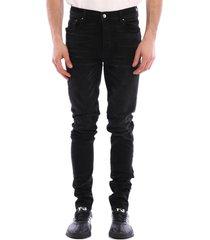 amiri stack jean skinny black