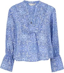blus blossom blouse