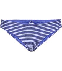 hipster bikinitrosa blå seafolly