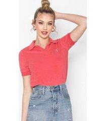 polo ralph lauren terry polo-short sleeve-knit t-shirts