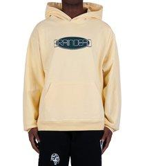 earth tour 2020 hoodie - lemon