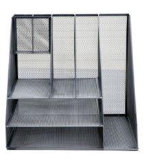 mind reader mesh desk organizer
