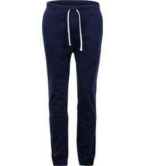 classic fit fleece pants
