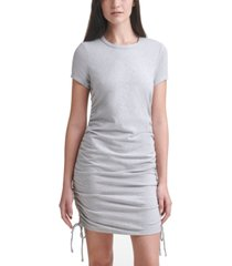 calvin klein jeans adjustable cinched dress