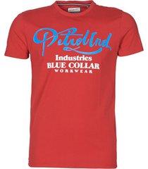 t-shirt korte mouw petrol industries t-shirt ss r-neck