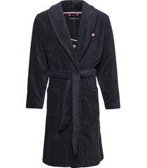 towelling robe morgonrock badrock tommy hilfiger