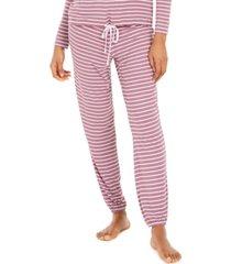 alfani okeo-tex printed pajamas pants, created for macy's