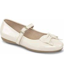 baletas serezil beige para mujer croydon