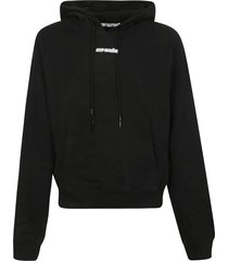 off-white marker oversized hoodie