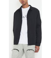 men's harrington jacket with utility sleeve pocket