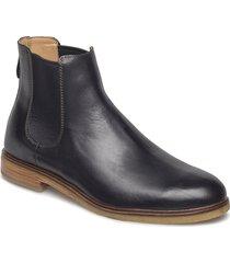 clarkdale gobi stövletter chelsea boot svart clarks