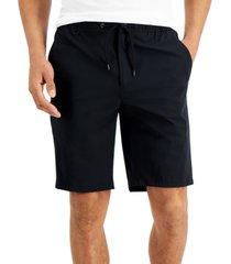 alfani men's tech shorts, created for macy's