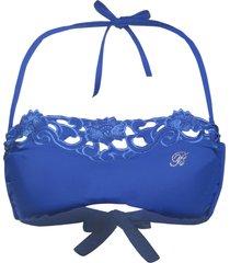 blumarine bikini tops
