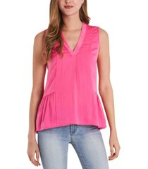 vince camuto ruffled rumple top