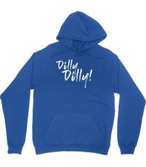 dilly dilly shirt funny beer commercial unisex royal blue hoodie sweatshirt