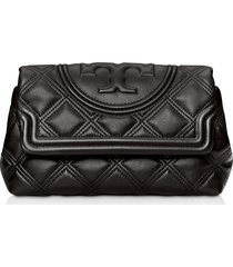 tory burch designer handbags, fleming soft clutch