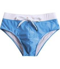 modchok traje de baño de playa ligero y transpirable de secado rápido para hombre
