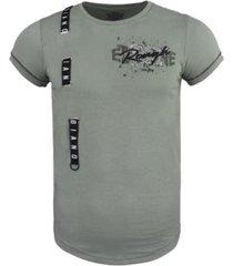 gabbiano groen t-shirt 7411