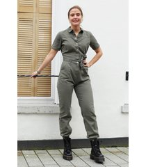 noisy may jumpsuit & playsuit groen 27011159