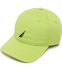 gorra verde nautica