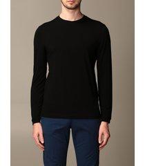 giorgio armani t-shirt giorgio armani sweater in stretch viscose jersey