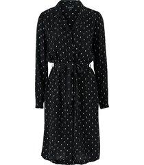 klänning slfmelissa-dynella 3/4 aop short dress