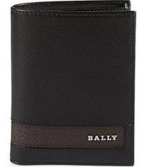 labie leather bi-fold wallet