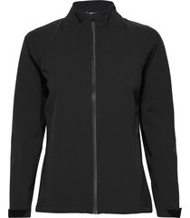 stormproof golf rain jacket outerwear sport jackets svart under armour